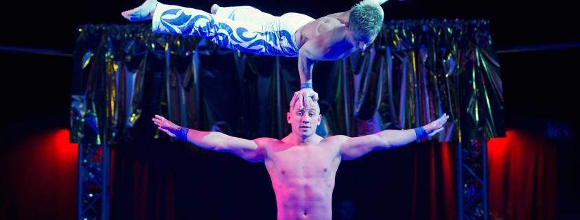 Zirkus Weihnachtsfeierzauber Hamburg - Dinner Show