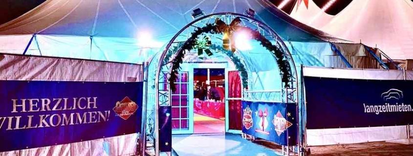 Weihnachtsfeierzauber Hamburg Deutschlands größte Dinnershow